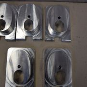 manufacture of metal parts